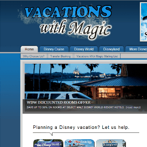 Vacations with Magic
