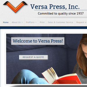 Versa Press, Inc.
