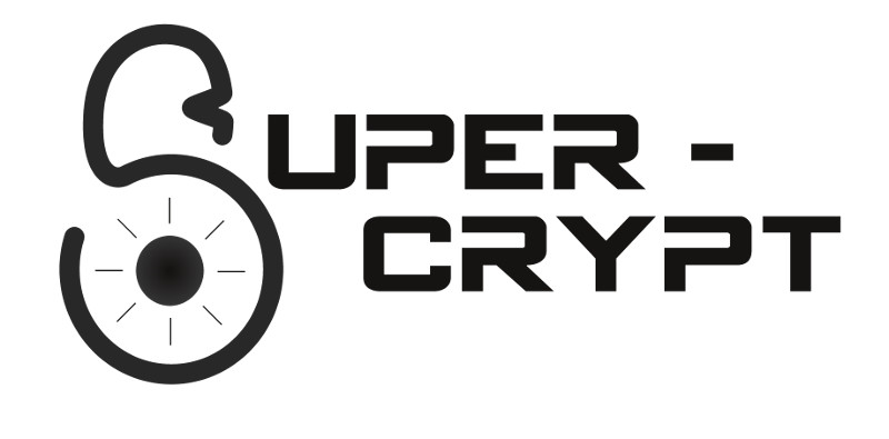 Super-Crypt Logo