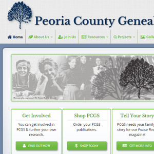 Peoria County Genealogical Society