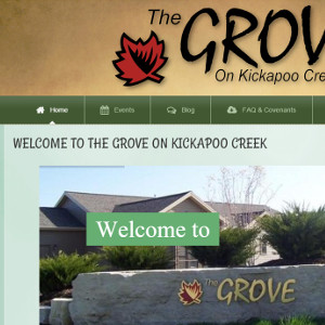 The Grove on Kickapoo Creek