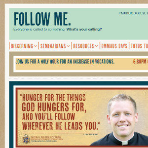 Catholic Diocese of Peoria – Vocations